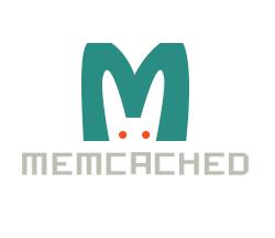 Memcached_Logo_White